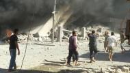 Luftschläge galten offenbar auch Amerikas Verbündeten