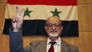 Syrische Opposition schließt sich zusammen
