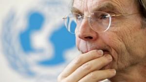 Unicef-Geschäftsführer Garlichs gibt auf
