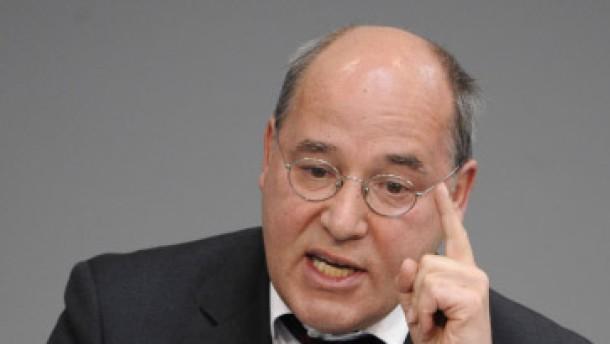 Gysi scheitert mit Eilantrag gegen ZDF