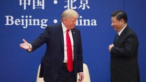 Trump kündigt Treffen mit Xi beim G-20-Gipfel an