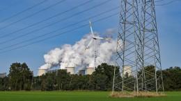 Deutschland verfehlt Klimaziele deutlich ohne zusätzliche Anstrengungen
