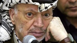 """""""Arafat wurde nicht vergiftet"""""""