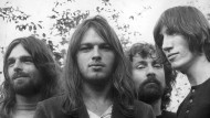 Als Pink Floyd noch Avantgarde war: Ein undatiertes Foto der Band aus den 70er Jahren