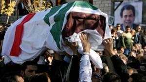 Beisetzung wird zum Massenprotest