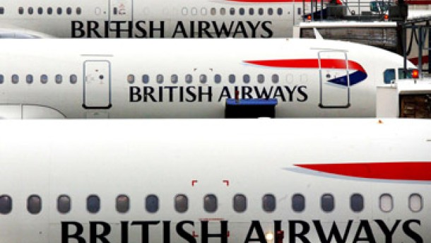 Acht Flüge zwischen Europa und Amerika abgesagt