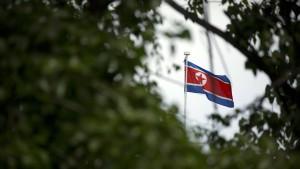 Nordkorea droht mit gewaltigem Präventivschlag