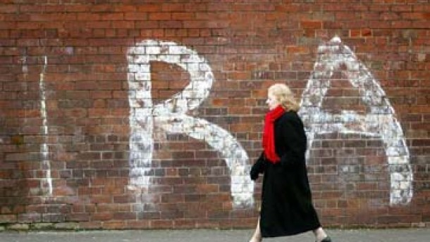 IRA erklärt bewaffneten Kampf für beendet