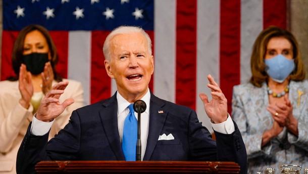 Die Versöhnung, die Joe Biden meint