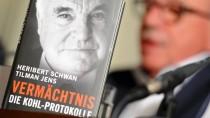 """Umstrittenes Buch: """"Vermächtnis"""" von Helmut Kohls Ex-Ghostwriter Heribert Schwan"""