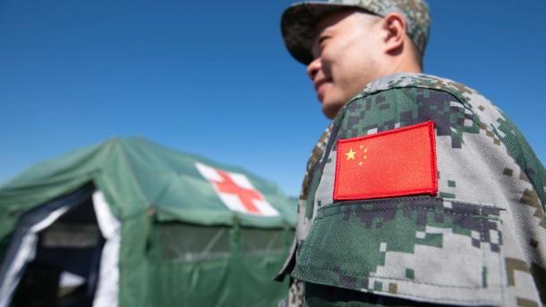 Militärkooperationen für die neue Seidenstraße