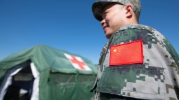 So will China die neue Seidenstraße militärisch flankieren