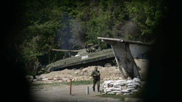 Russland beendet UN-Mission in Georgien
