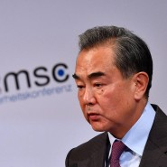 Chinas Außenminister Wang Yi