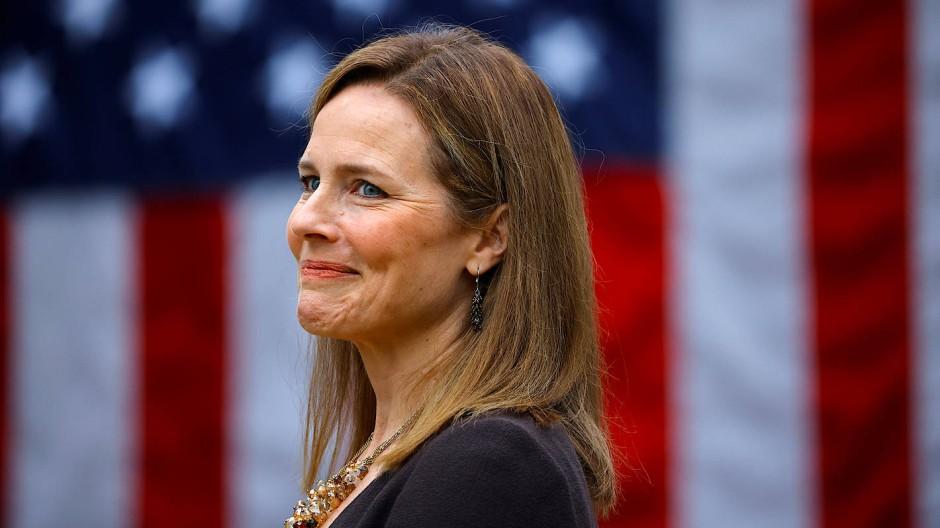 Bringt ihre Nominierung den Republikanern einen Mobilisierungsschub? Trumps Kandidatin für den freien Sitz am Obersten Gerichtshof, Amy Coney Barrett