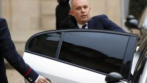 """Frankreichs Umweltminister tritt in """"Hummer-Affäre"""" zurück"""