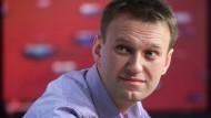 Steht unter Hausarrest: Alexej Nawalnyj