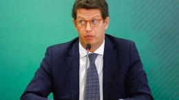 Brasiliens Umweltminister Salles räumt seinen Posten