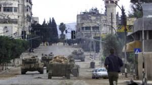 Israelische Armee unternimmt Vorstoß nach Gaza