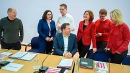 SPD-Spitze stimmt einstimmig für Abkehr von Hartz IV