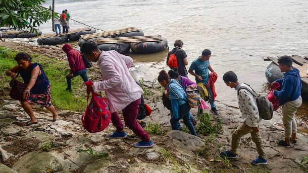 Mexiko entsendet Truppen an Grenze zu Guatemala