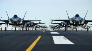 Globale Militärausgaben wachsen rapide