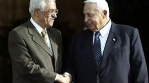 Friedensgipfel am Roten Meer: Scharon trifft Abbas