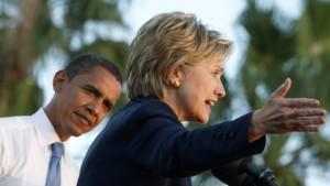 Clinton hat offenbar die besten Karten