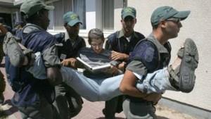 Gazastreifen: Letzte Siedlung wird geräumt
