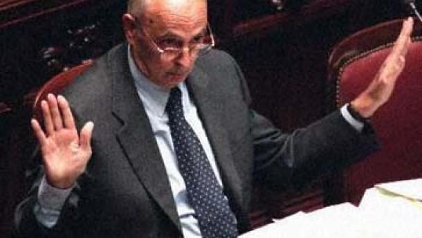 Prodi schlägt Napolitano für das Amt des Staatspräsidenten vor