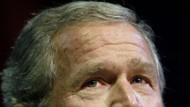 """George W. Bush: """"Es wird keinen Rückzug geben"""""""