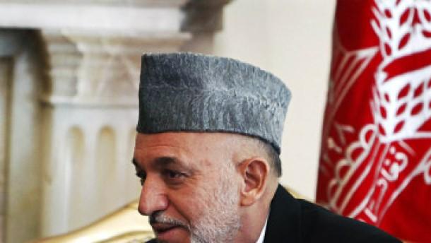 EU wirft Karzai Wahlfälschung vor