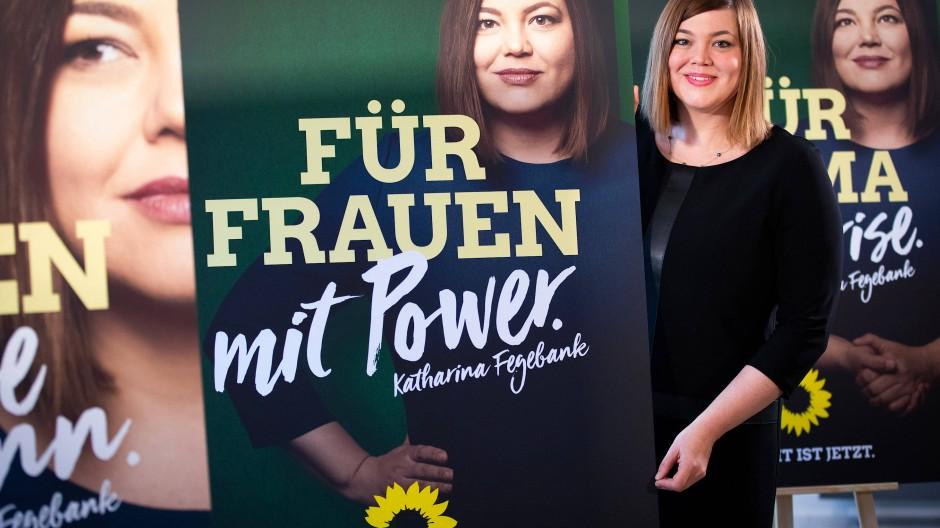 Regiert sie bald Hamburg?: Die Grünen-Spitzenkandidatin Katharina Fegebank
