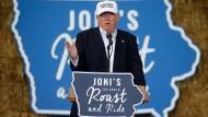 Trump will illegale Einwanderer am ersten Amtstag ausweisen