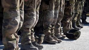 Keine Armee ohne Einigkeit