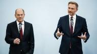 Christian Lindner zur Ampel: Die FDP bleibt Anwalt der bürgerlichen Mitte