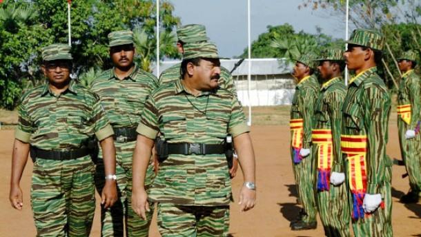 Tamil-Tiger-Führer Prabhakaran angeblich getötet