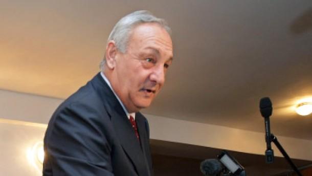 Abchasien bestätigt Präsident Bagapsch