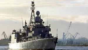 Deutsche Marine übernimmt Kommando am Horn von Afrika