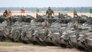 Nato fordert mehr Geld für die Bundeswehr