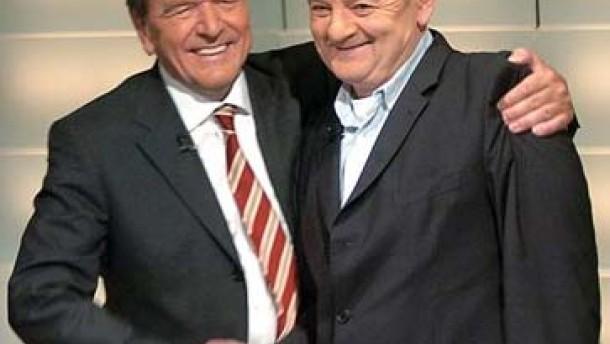 Schröder und Fischer sollen vor den Untersuchungsausschuß