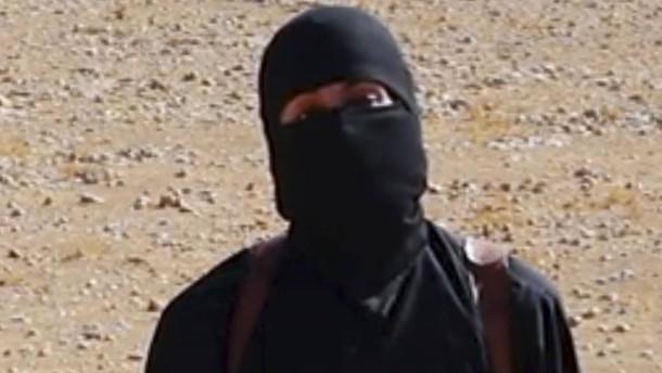Deutscher Gefährte des IS-Henkers identifiziert
