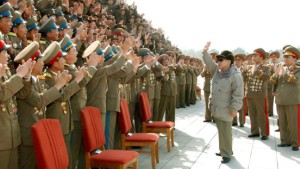 Nordkorea droht unbeirrt mit der Atombombe