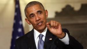 """Obama: Nato bleibt """"Eckstein"""" der Sicherheit für den Westen"""