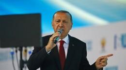 Erdogan will Einsätze im Irak und in Syrien ausweiten