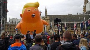 Tausende protestieren gegen Trump