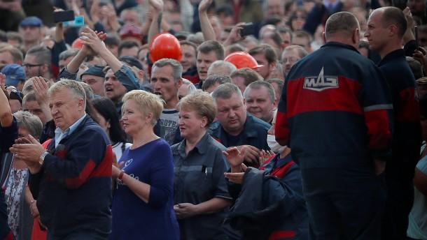 Worauf es in Belarus ankommt
