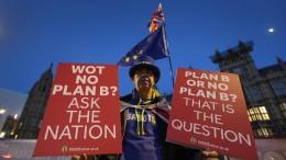CDU, SPD, Grüne und Wirtschaft fordern Briten zum EU-Verbleib auf