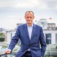 An der CDU-Basis beliebt: Friedrich Merz