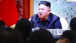 Nordkorea wirft Biden feindliche Haltung vor